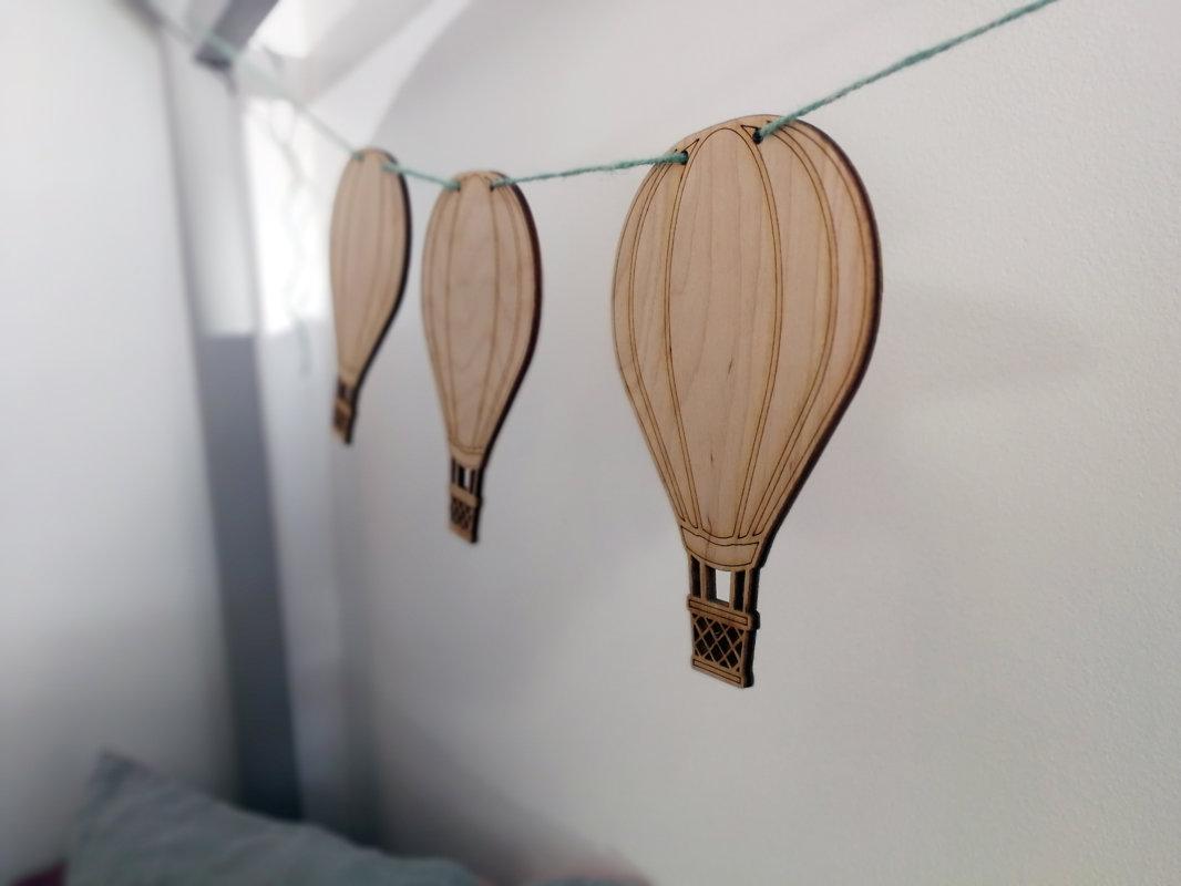 Gaisa baloni virtenēm