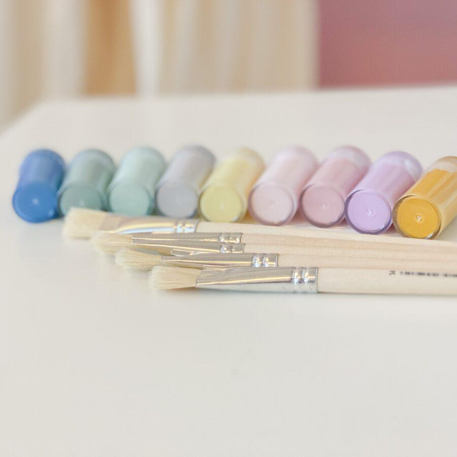 Krāsa burtu krāsošanai