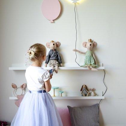 Sienas dekors bērnistabā