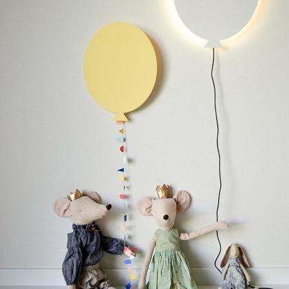 Bērnistabas dekors